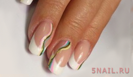 ухоженные ногти