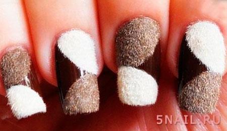мохнатые ногти