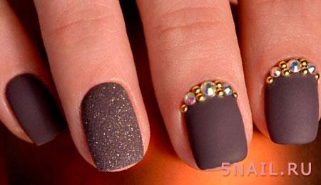 стразы камни на ногтях