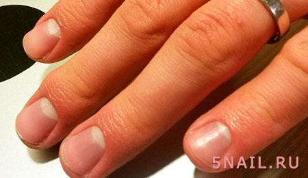 аккуратные мужские ногти