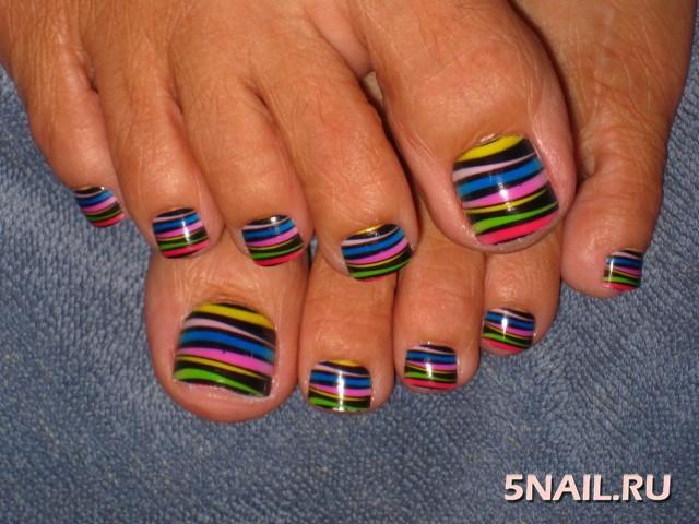 Дизайн ногтей на ногтях палитра