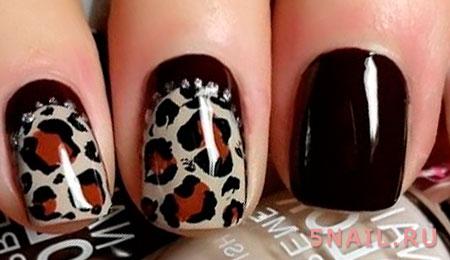 ногти в стиле хищницы