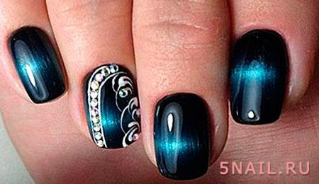 нейл дизайн на короткие ногти